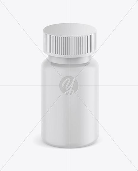 Download Matte Plastic Pills Bottle Mockup Front View High Angle Shot In Bottle Mockups On Yellow Images Object Mockups PSD Mockup Templates