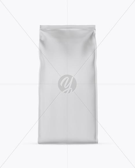 Download Kraft Paper Coffee Bag Mockup Free Yellowimages