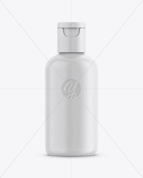 Download Matte Shampoo Bottle Mockup PSD - Free PSD Mockup Templates