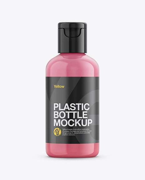 Download Cosmetic Bottle With Liquid Mockup Object Mockups