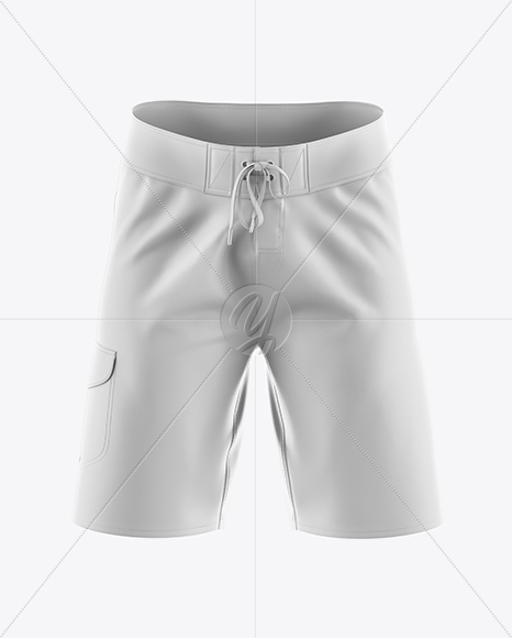 Shorts View Apparel Mockup Hq Mockups Yellow Men's Front In On PXkZiOu