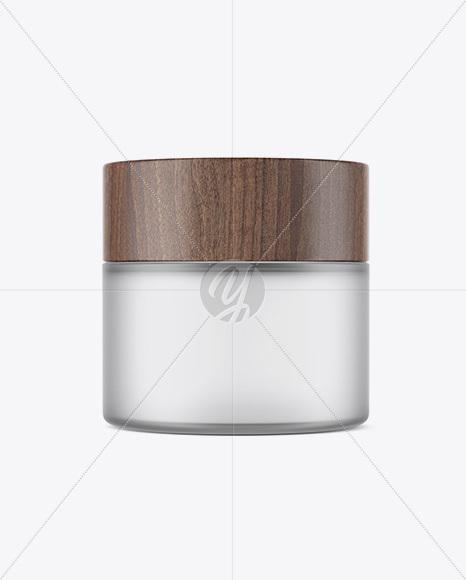 Download 5ml Opened Lip Balm Jar With Matte Cap Mockup High Angle Shot PSD - Free PSD Mockup Templates