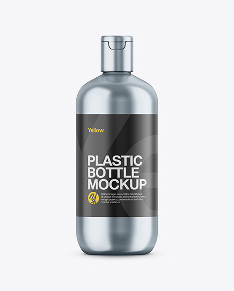 Download Metallic Cosmetic Bottle Mockup Object Mockups
