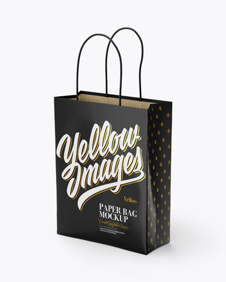Glossy Paper Bags