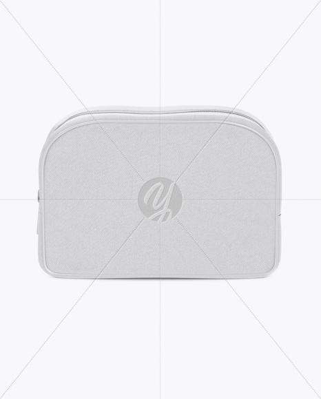 Cosmetic Bag - Front View