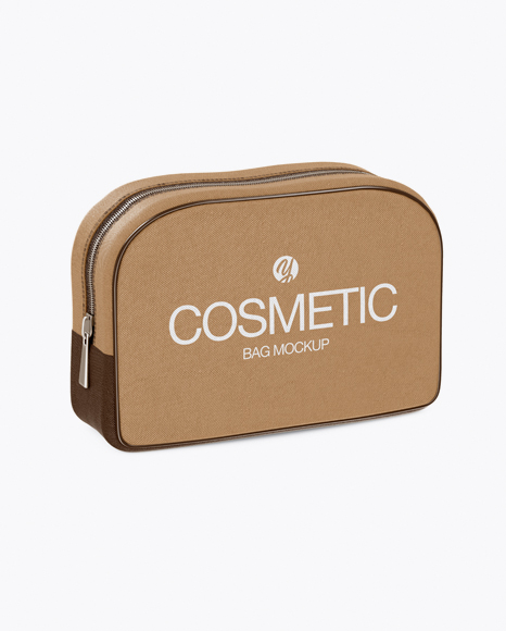 Download Cosmetic Bag Mockup Yellowimages
