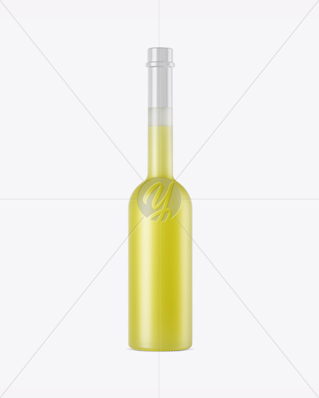 Download Pink Glass Bottle Mockup PSD - Free PSD Mockup Templates