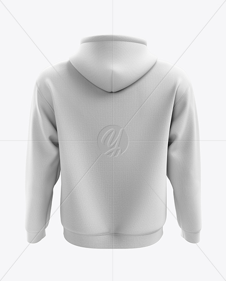 Download Men S Heavyweight Hoodie Mockup Back View In Apparel Mockups On Yellow Images Object Mockups