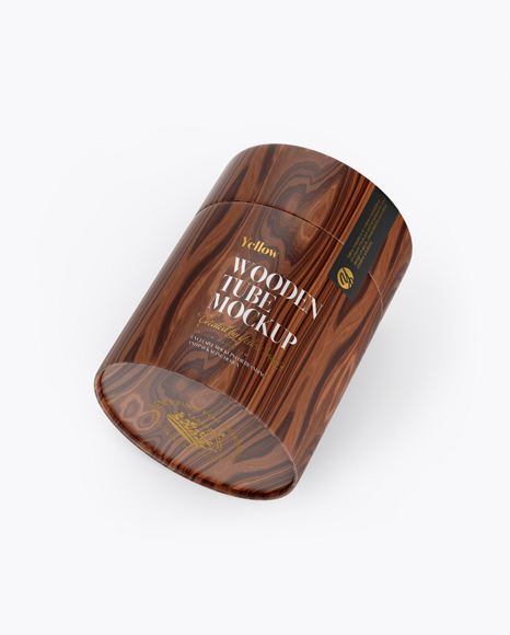 Wooden Tube