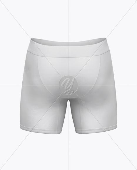 Download Mens Pants Mockup Back View Yellow Images