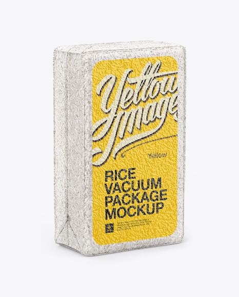 Download Rice Packaging Rice Bag Mockup PSD - Free PSD Mockup Templates