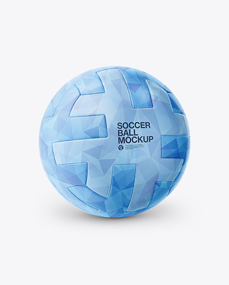 Download Free Soccer Ball Mockup PSD Template