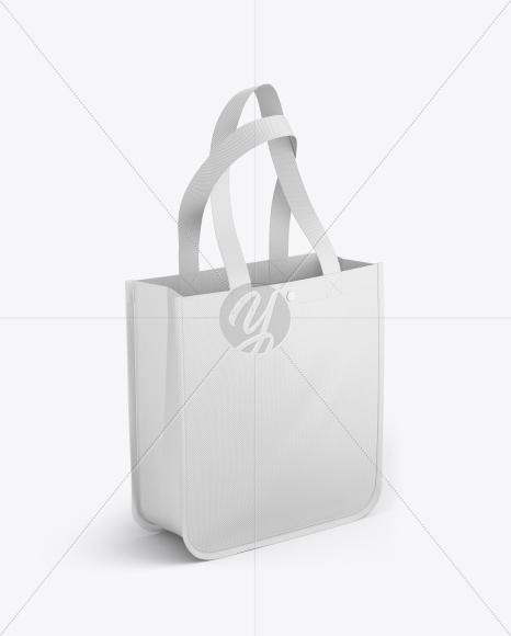 Download Black Canvas Bag Mockup Yellowimages
