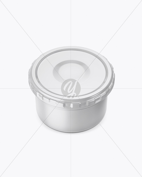 Download Clear Glass Jar With Peanut Butter Mockup High Angle Shot PSD - Free PSD Mockup Templates