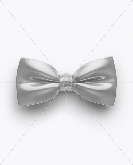 Download Silk Bow Tie Mockup Yellowimages
