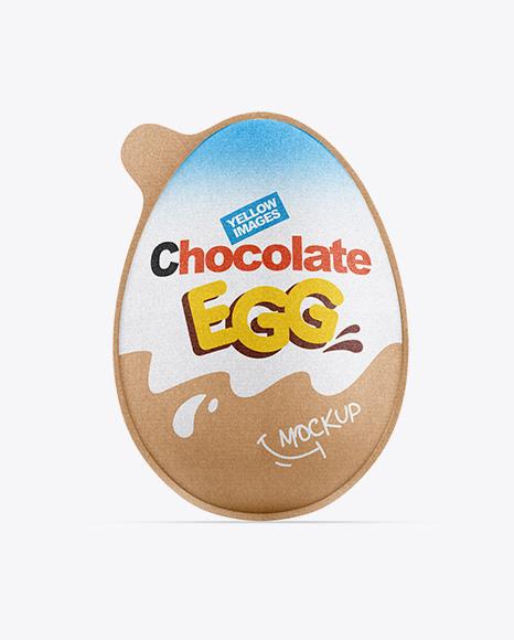 My Set Egg Pack Mockup