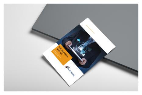 Download Bi Fold Brochure Mockup Psd Free Download PSD - Free PSD Mockup Templates
