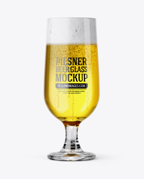 Embassy Beer Glass