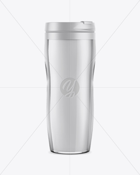 Double-Wall Thermo Cup Mockup