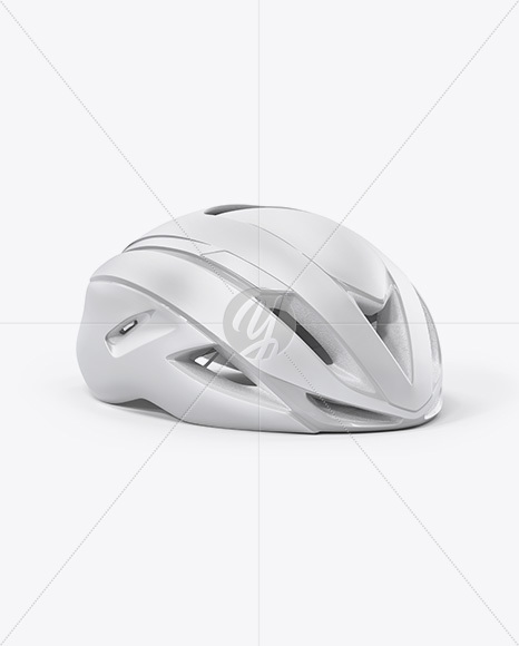 Cycling Helmet Mockup