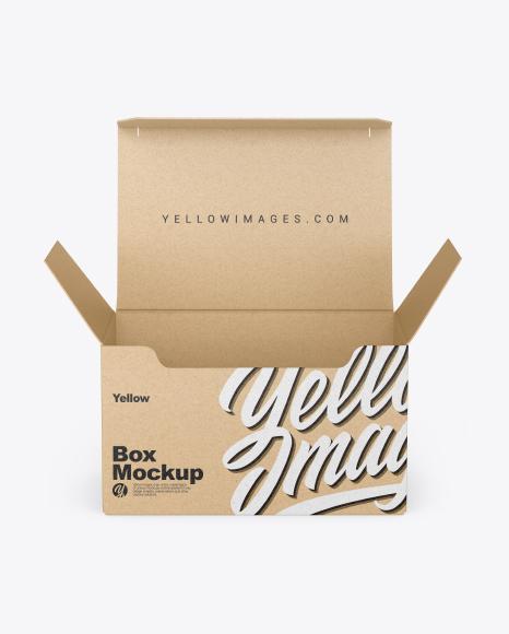 Paper Box Mockup_03