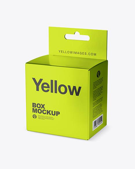 Free 3d Packaging Mockup