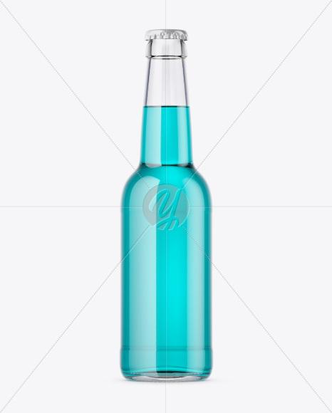 Download Green Sport Nutrition Bottle Mockup Eye Level Shot PSD - Free PSD Mockup Templates
