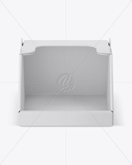 Download Cardboard Display Box Mockup PSD - Free PSD Mockup Templates