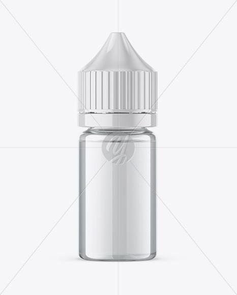 Download 50ml Clear Glass Dropper Bottle Mockup PSD - Free PSD Mockup Templates