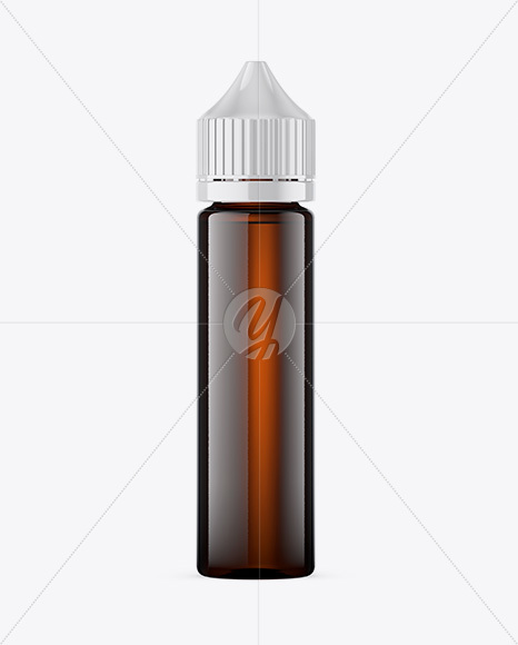 Free Download 100ml Metallic Dropper Bottle Mockup PSD - Free PSD Mockup Templates