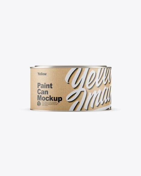 Paint Can 200ml