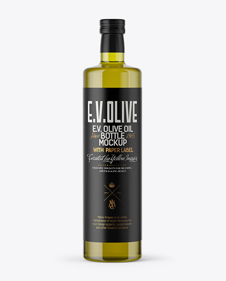 Download 1l Olive Oil Bottle Mockup In Bottle Mockups On Yellow Images Object Mockups Yellowimages Mockups