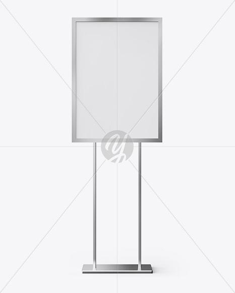 Download Glued Poster Paper Mockup Free PSD - Free PSD Mockup Templates