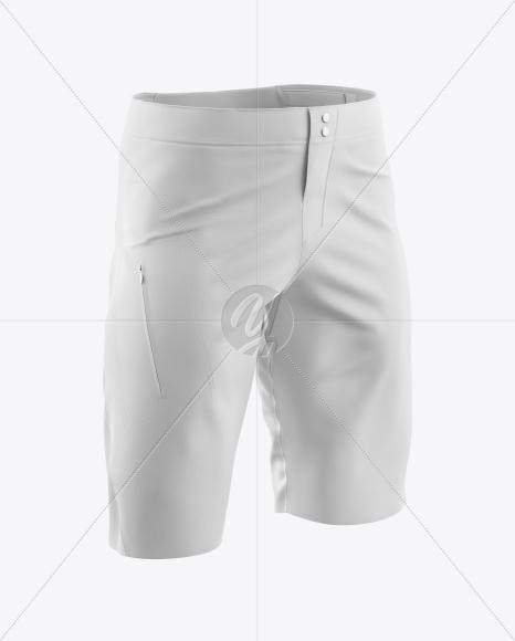 Men's Shorts HQ Mockup