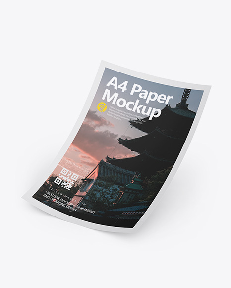 A4 Papers