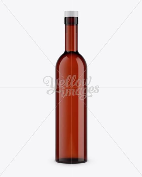 Download Red Glass Liquor Bottle Mockup In Bottle Mockups On Yellow Images Object Mockups PSD Mockup Templates