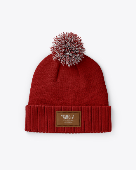 Download Beanie Hat Mockup Free Yellowimages