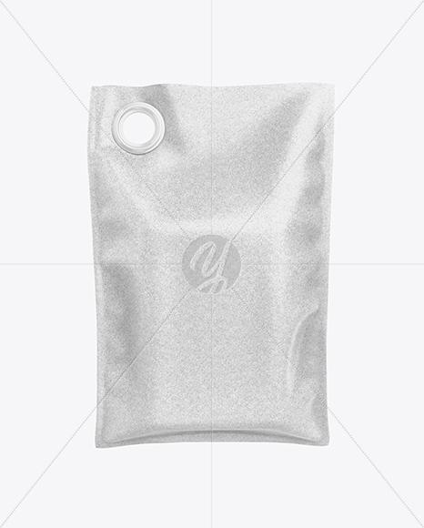 Kraft Soap Bag Mockup