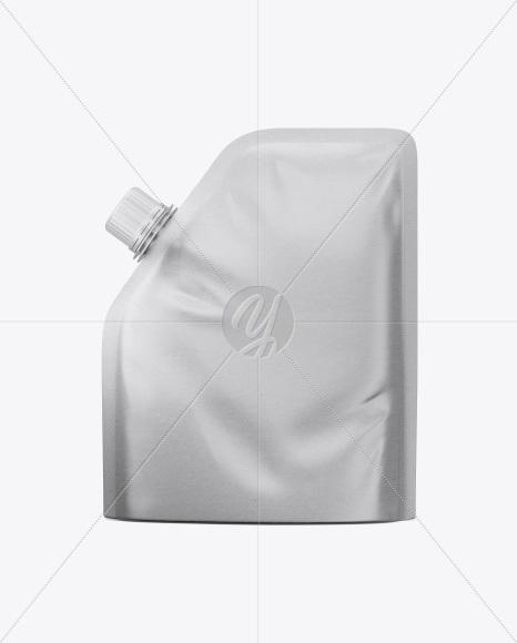Kraft Doy-Pack Mockup