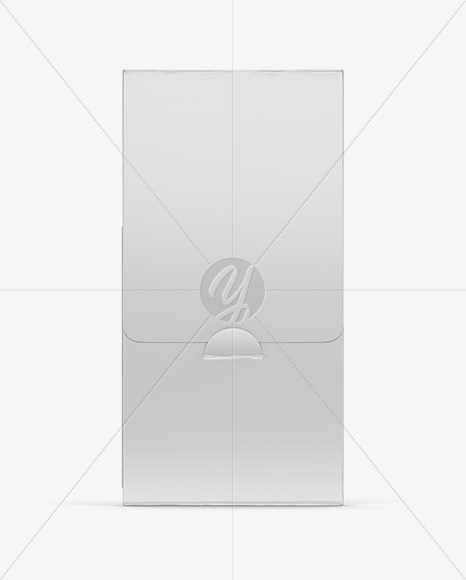 Glossy Gift Business Cards Mockup