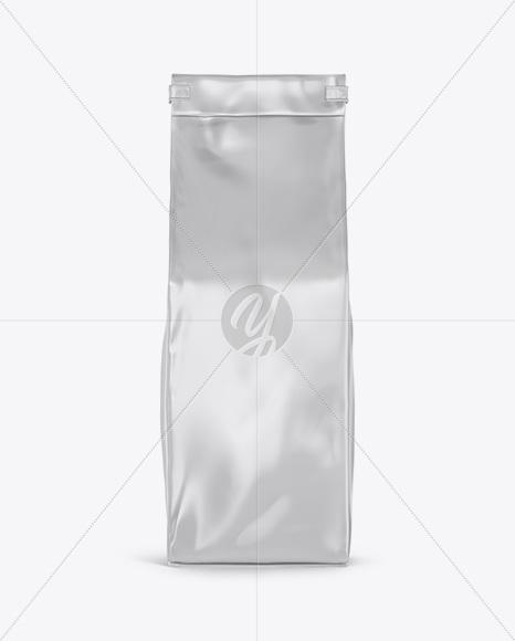 Download Glossy Coffee Bag Mockup PSD - Free PSD Mockup Templates