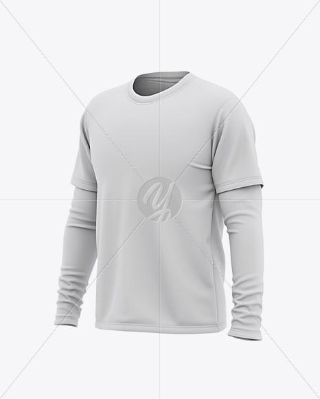 T Shirt Mockup Realistic