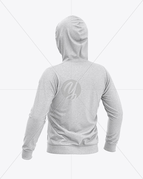 Download Half Zip Hoodie Mockup Halfside View Yellowimages