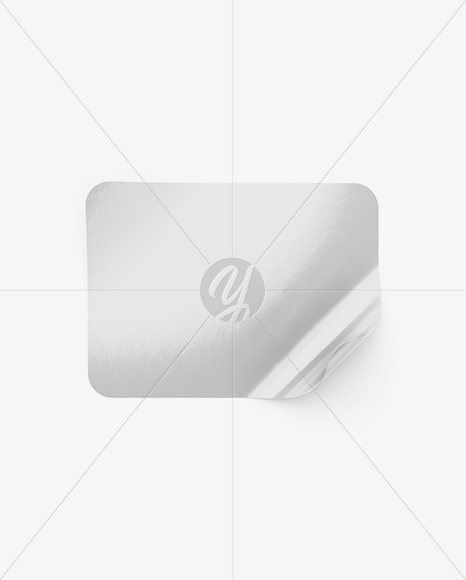 Download Sticker Mockup In Stationery Mockups On Yellow Images Object Mockups Yellowimages Mockups