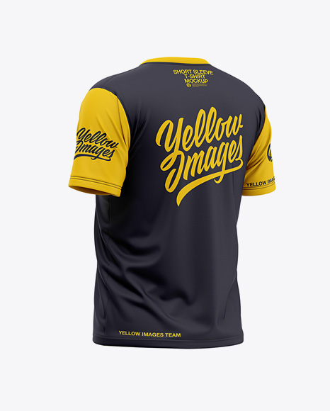 Download Mens Long Sleeve T Shirt Mockup Yellowimages