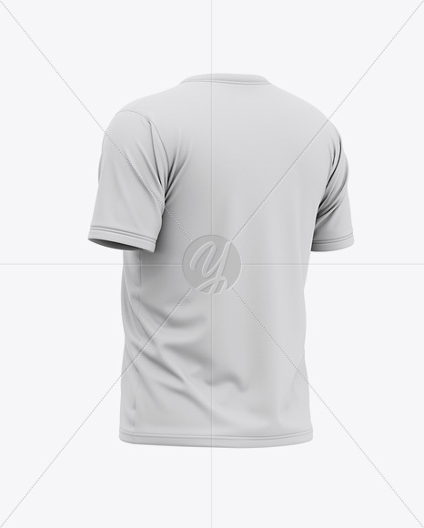 White T Shirt Mockup Front And Back Free