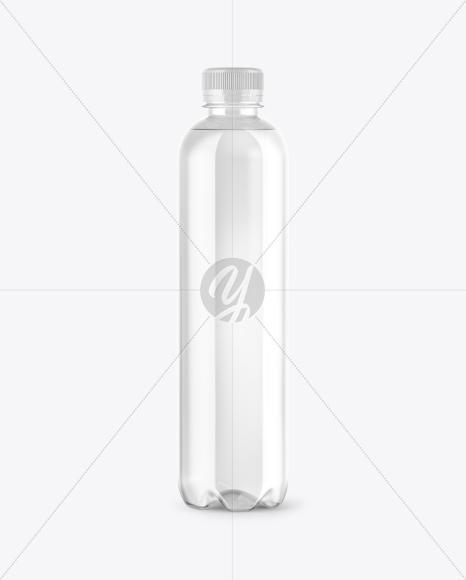 Pet Bottle Mockup In Bottle Mockups On Yellow Images Object