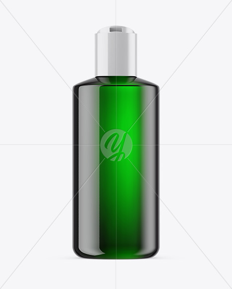 Download Cosmetic Bottle With Liquid Mockup PSD - Free PSD Mockup Templates