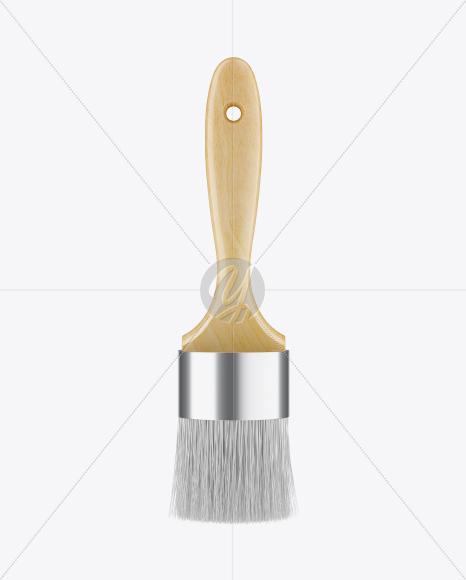 Brush Mockup