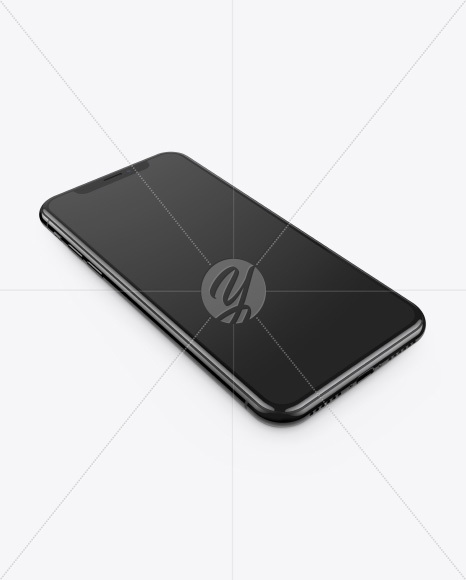 Apple iPhone X Mockup